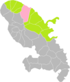 Le Lorrain (Martinique) dans son Arrondissement.png