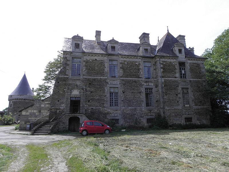 Château du Lou-du-Lac (35).