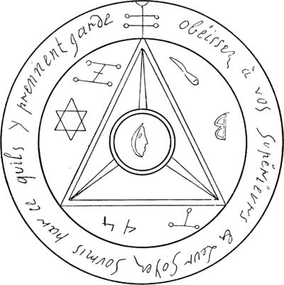 Le Satanisme Et La Magie Texte Entier Wikisource