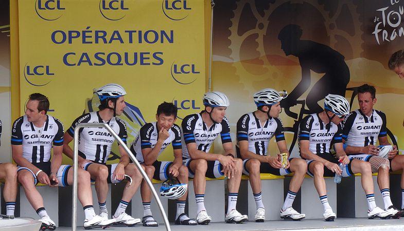 Le Touquet-Paris-Plage - Tour de France, étape 4, 8 juillet 2014, départ (B005).JPG