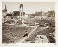Le théâtre romain, Arles - Hallwylska museet - 107230.tif