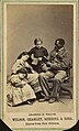 Learning is Wealth - Wilson Charley Rebecca & Rosa Slaves from New Orleans 1864.jpg