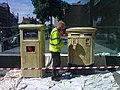 Leeds Golden Postbox for Nicola Adams.jpg