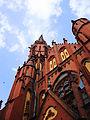 Legnica, kościół pw. Świętej Trójcy - 7 lipca 2009 r..JPG