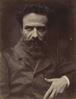 Alphonse Legros French painter, etcher and sculptor
