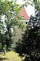 Leipzig Thekla - Friedhof Leipzig-Thekla + Kirche Hohen Thekla 03 ies.jpg