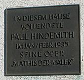 Gedenktafel in Lenzkirch (Quelle: Wikimedia)