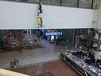 Lev HaMifratz train station • access via mall • 2.jpg