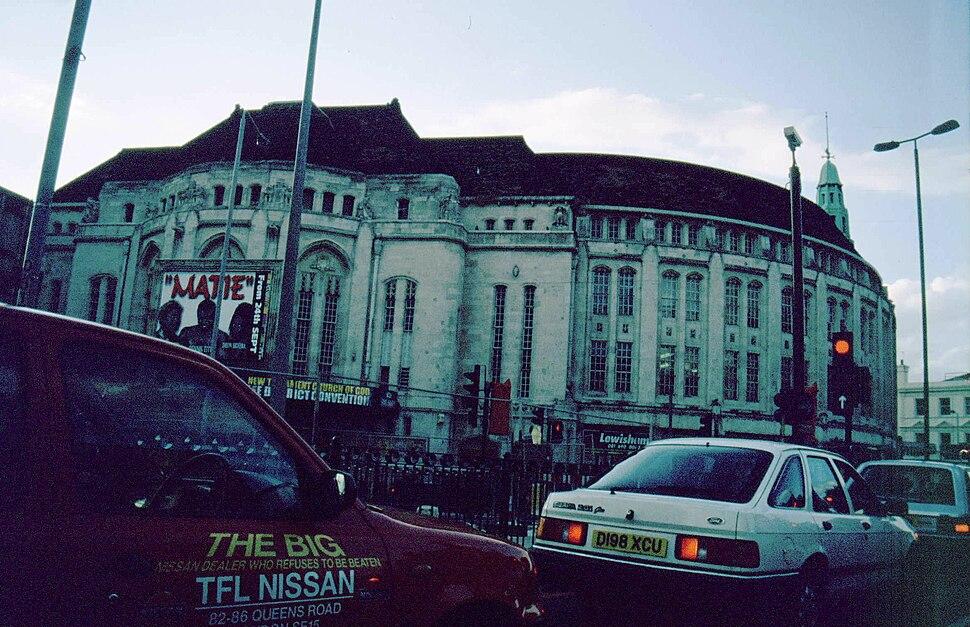 Lewisham Town Hall