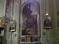 Lichtentaler Pfarrkirche - Familienaltar-Bild hl Familie.jpg
