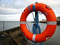 Life buoy, Long Hole - geograph.org.uk - 675481.jpg