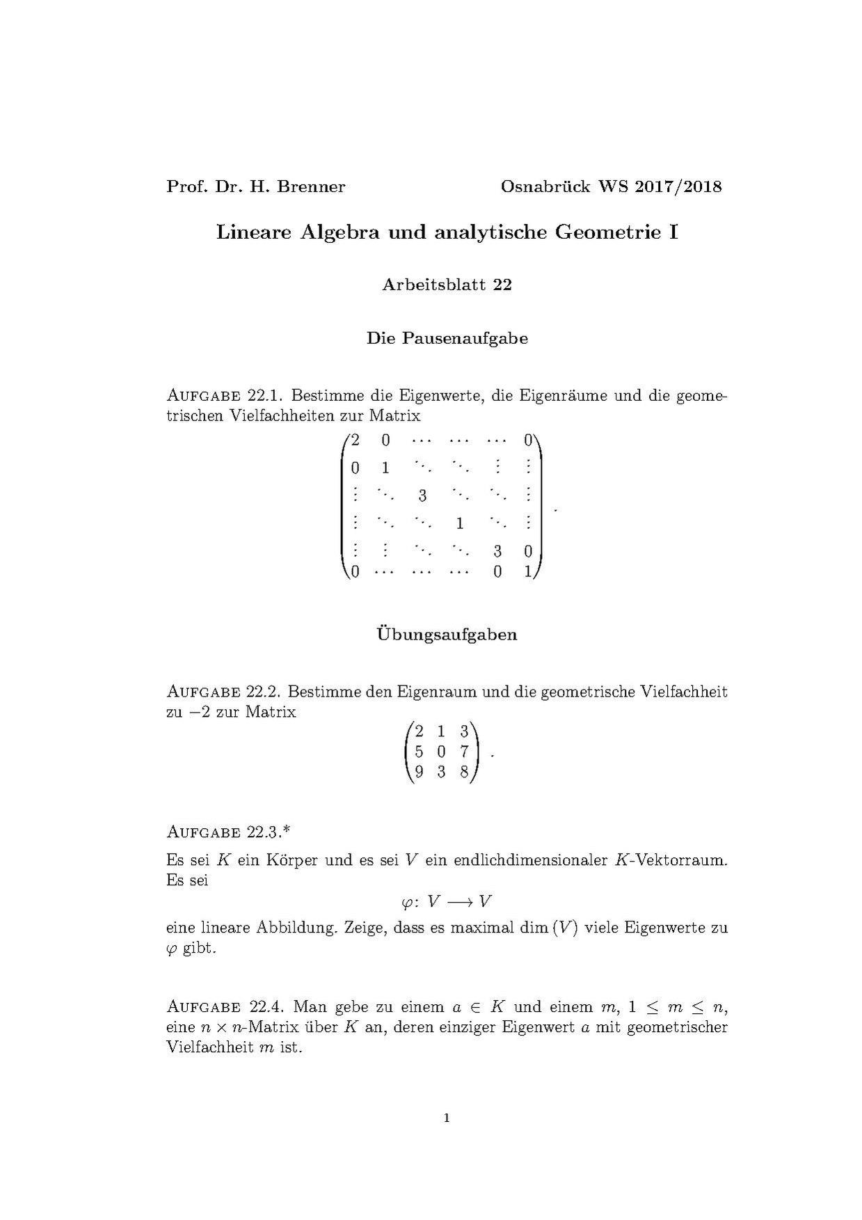 File:Lineare Algebra (Osnabrück 2017-2018)Teil IArbeitsblatt22.pdf ...