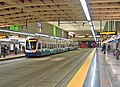 Link Light Rail train at University Street Station.jpg