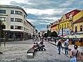 Liptovský Mikuláš - Námestie osloboditeľov - panoramio (1).jpg