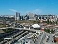 Lisabon, panoramic view of Campolide.jpg