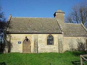 Little Washbourne Church. Little Washbourne Ch...