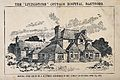 Livingstone Cottage Hospital, Dartford, Kent. Photomechanica Wellcome V0012528.jpg