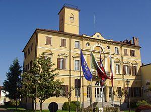 Livorno Ferraris - Town Hall