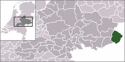 Location of Winterswijk