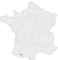 Location of Bagnères-de-Bigorre.png