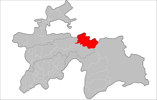 Lakhsh District District in Districts of Republican Subordination, Tajikistan