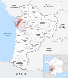 Arrondissement of Rochefort Arrondissement in Nouvelle-Aquitaine, France