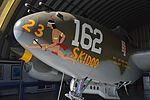 Lockheed P-38J Lightning '162 - 23' 'Skidoo - Louise' (NX138AM) (26799901305).jpg