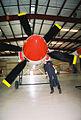 Lockheed XFV-1 Salmon Valder prophead NoseOn FLAirMuse 20Aug08 (15139633040).jpg