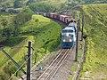 Locomotiva de comboio que passava sentido Guaianã na Variante Boa Vista-Guaianã km 189 em Itu - panoramio (1).jpg