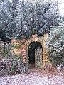 Lofthouse Hall garden. - geograph.org.uk - 710334.jpg