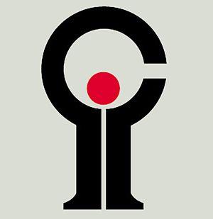 Editorial cartoonist - Logo of IIC