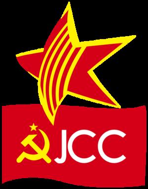 Communist Youth of Catalonia - Image: Logojcc