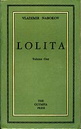 Picture of a book: Lolita