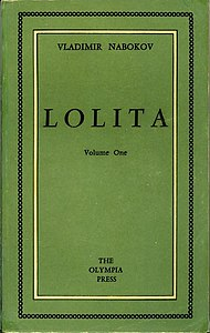 <i>Lolita</i> 1955 novel by Vladimir Nabokov