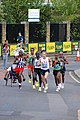 London Marathon 2009 Limo Ritz Kifle.jpg