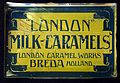 London Milk Caramels blik, London Caramel Works, Breda, foto 1.JPG