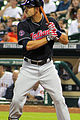 Lonnie Chisenhall Minute Maid Park April 2015.jpg