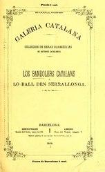 Los bandolers catalans