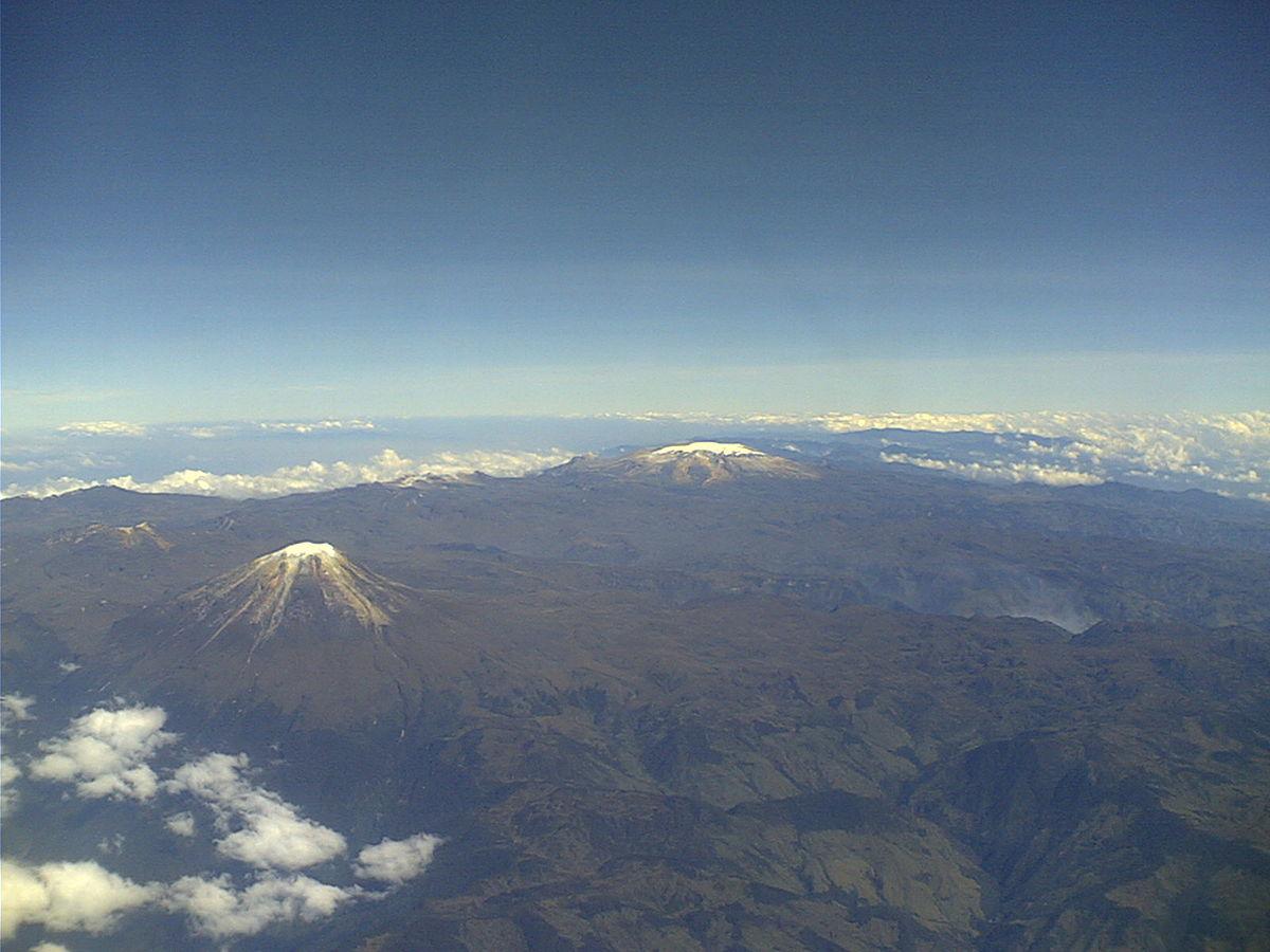 Región andina (Colombia) - Wikipedia, la enciclopedia libre