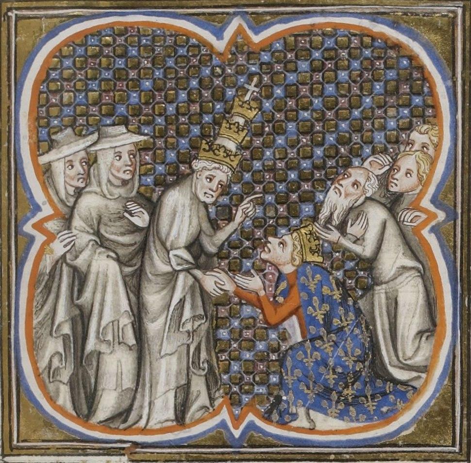 Louis9 Innocentius4 Cluny