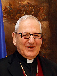 Louis Raphaël I Sako November 2015.jpg
