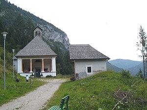 Lozzo di Cadore - Sanctuary of Madonna di Loreto