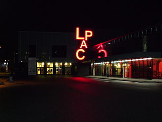 University of Lincoln - Lincoln Performing Arts Centre