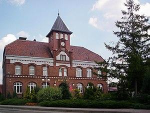 Lubniewice - Town Hall