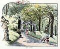 Luc Barbut (Paris en plein air, BUC, 1897) Square de Cluny.jpg
