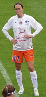 Ludivine Diguelman Association footballer