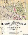 Ludovica Academy street map 1884.jpg
