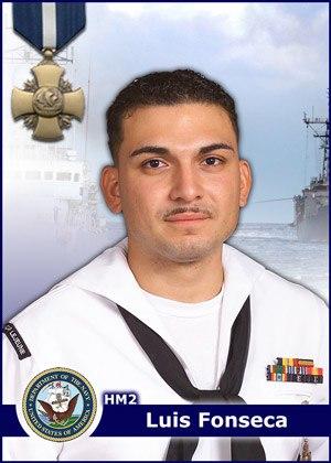 Luis Fonseca - Image: Luis Fonseca Navy Image