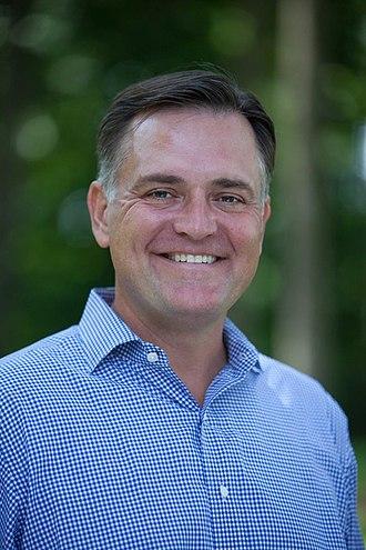 Luke Messer - Image: Luke Messer official portrait