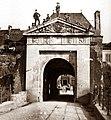Luxembourg, Porte-Neuve côté Glacis (1871).jpg